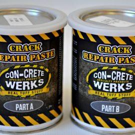 crack repair paste
